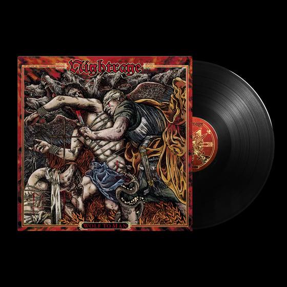 """Image of Nightrage - Wolf To Man (12"""" LP)"""