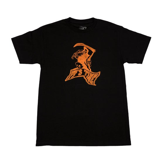 Image of ITS TIME TEE BLACK