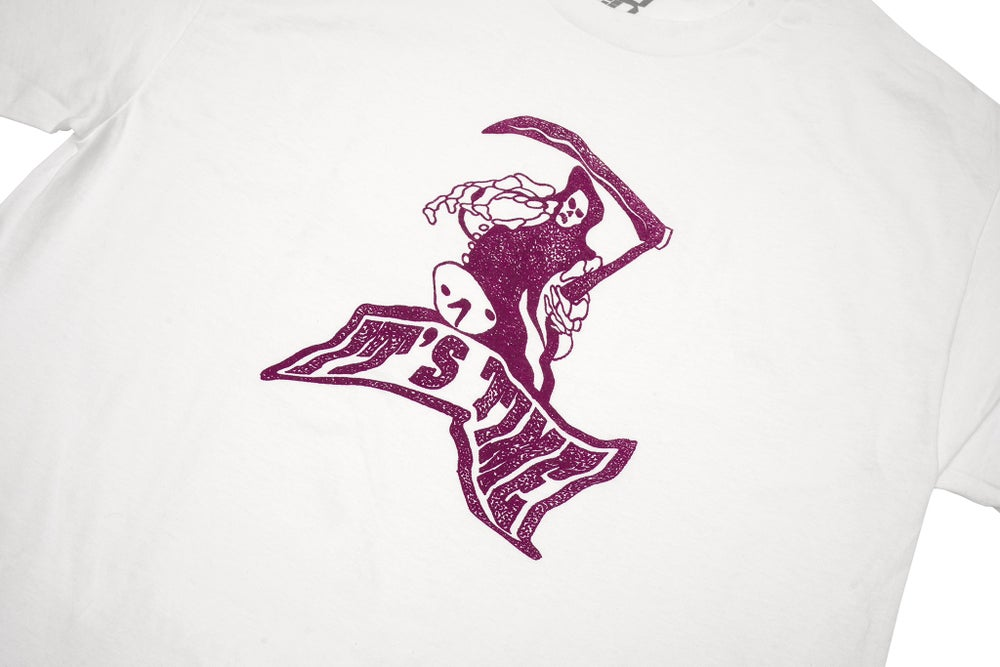 Image of ITS TIME TEE WHITE
