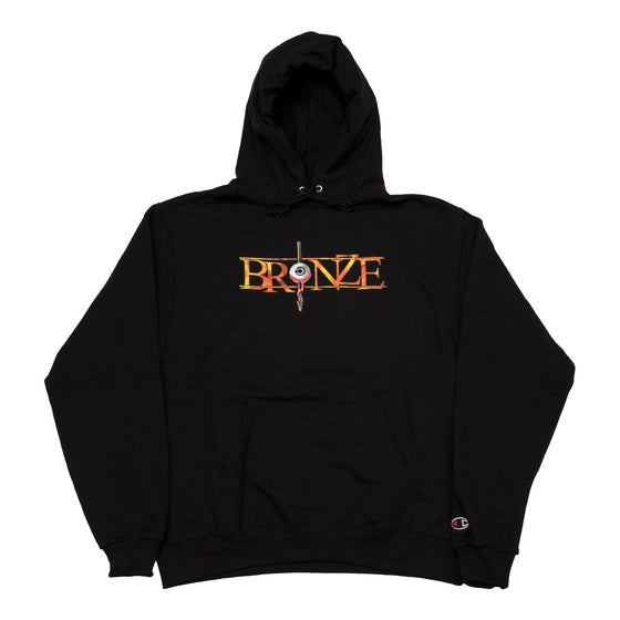 Image of ALWAYS HARD HOODY BLACK
