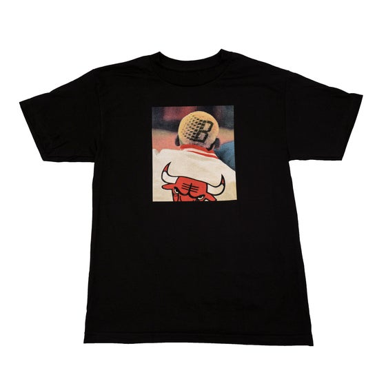 Image of SLAM MAN TEE BLACK