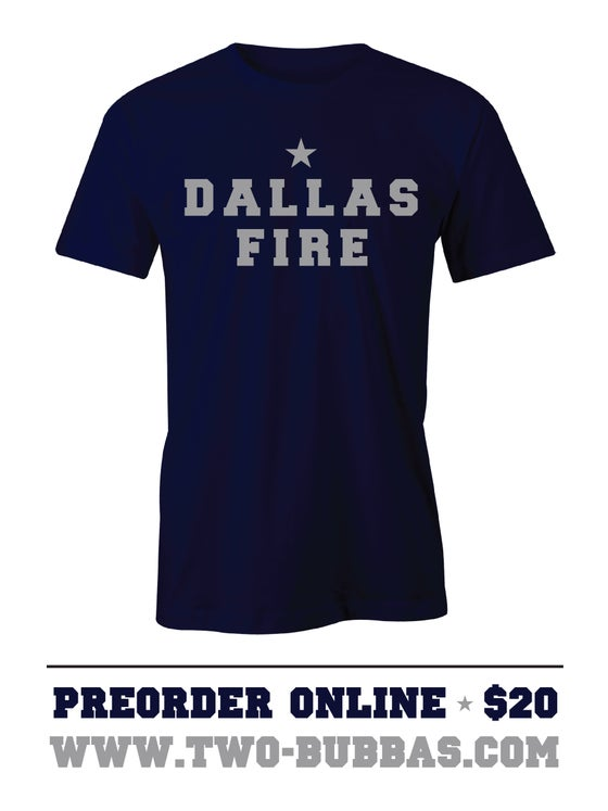 Image of Dallas Fire Star