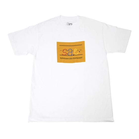 Image of SAE TEE WHITE