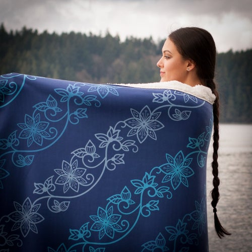 Image of Azure Water Blanket