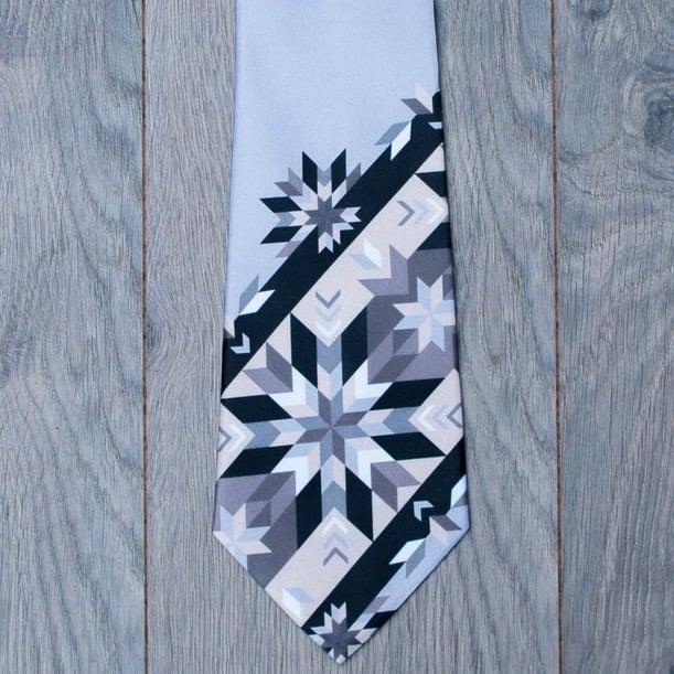 Image of Sky Star Necktie