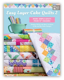 Image of Easy Layer - Cake Quilts 2