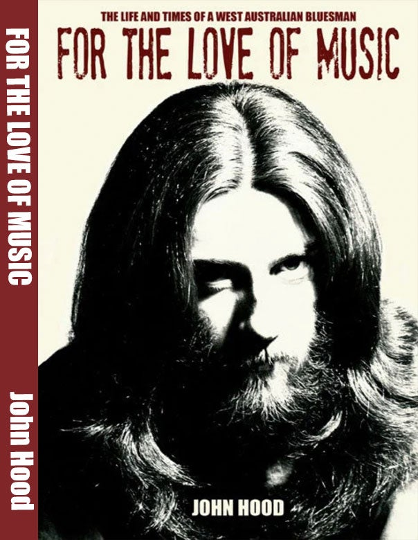 Image of For The Love Of Music by John Hood