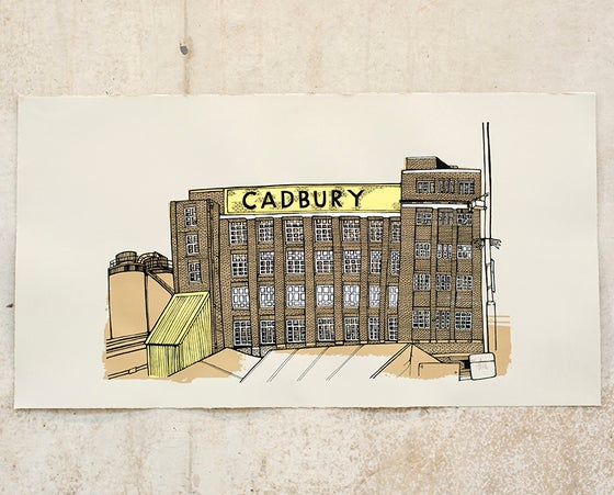 Image of Cadbury Factory