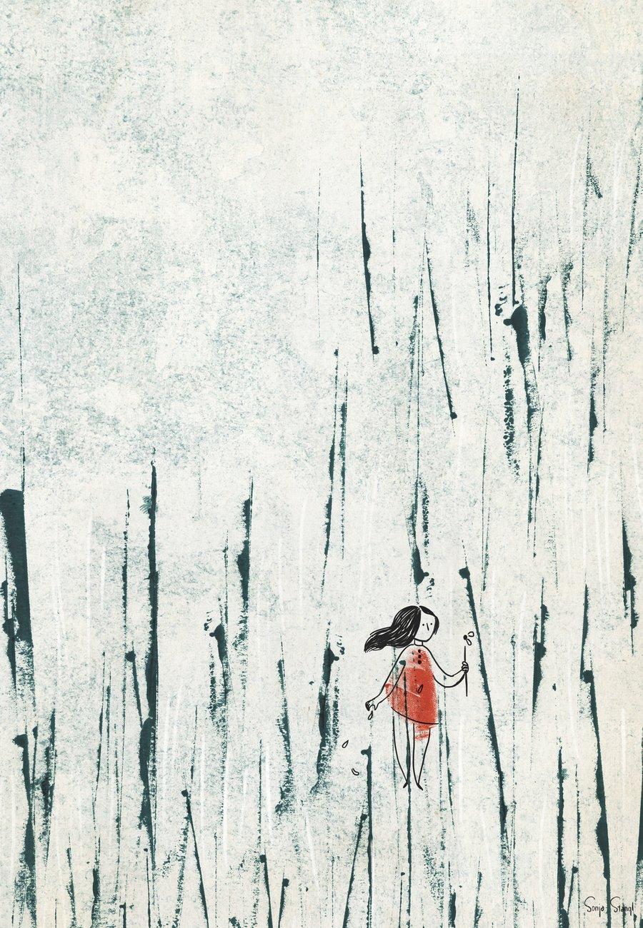 Image of Art Print Meadow