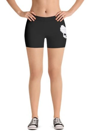 Lady Workout Party Shorts