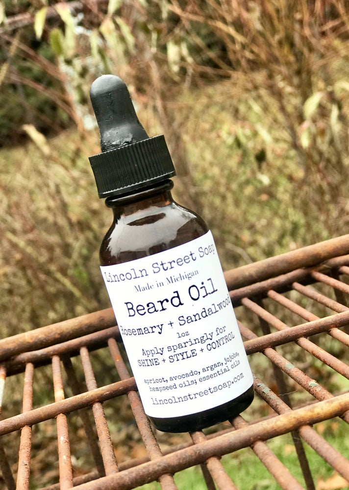 Image of Beard Oil