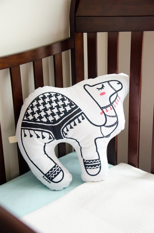 Image of Camel Pillow