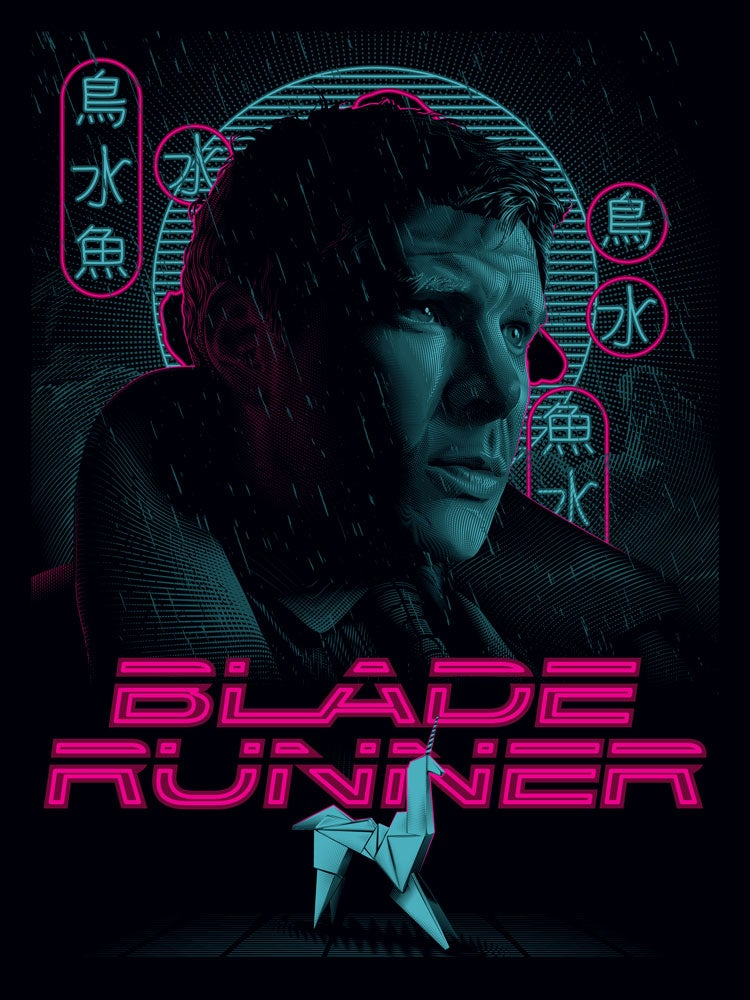 Image of Blade Runner Black Foil Variant