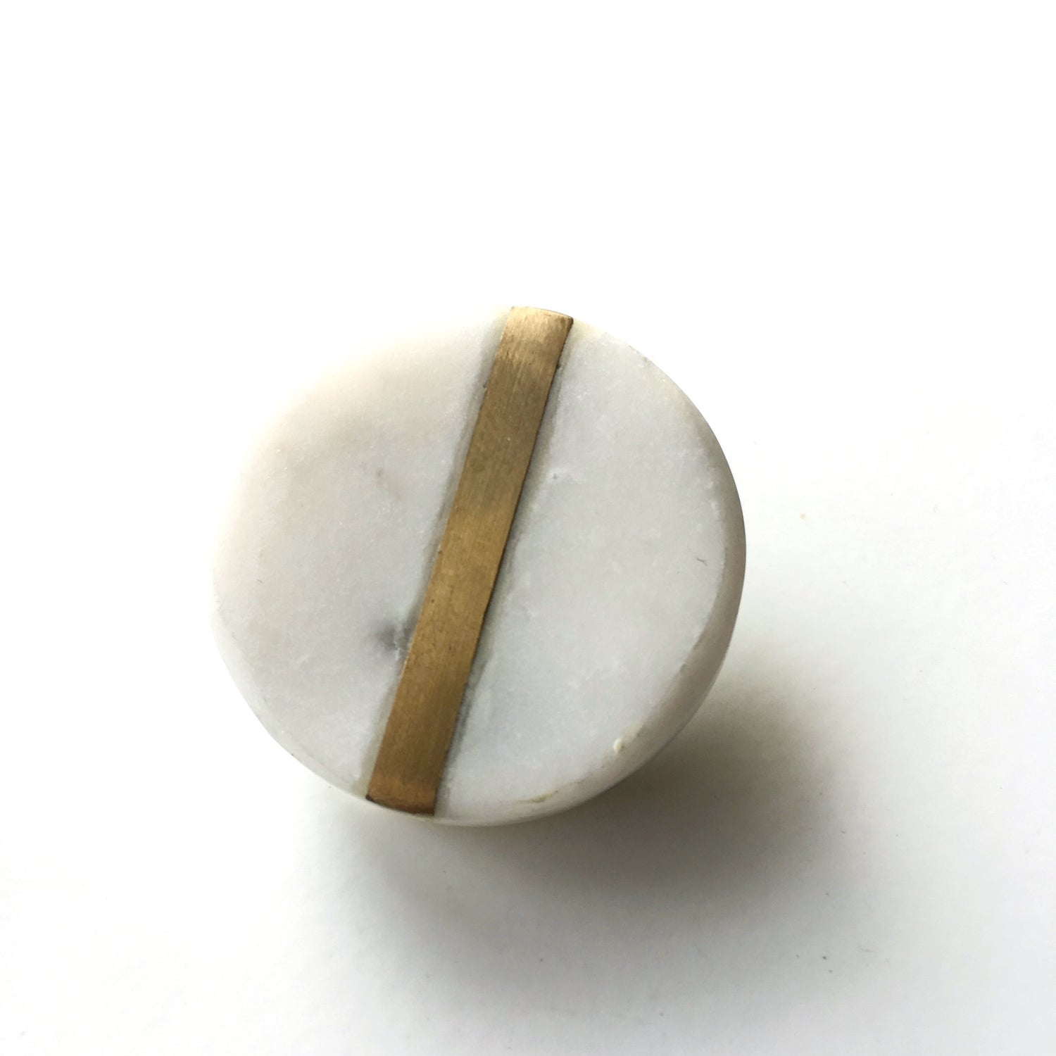 Image of MINIMALIST MARBLE |  LUXURY LAPEL PIN