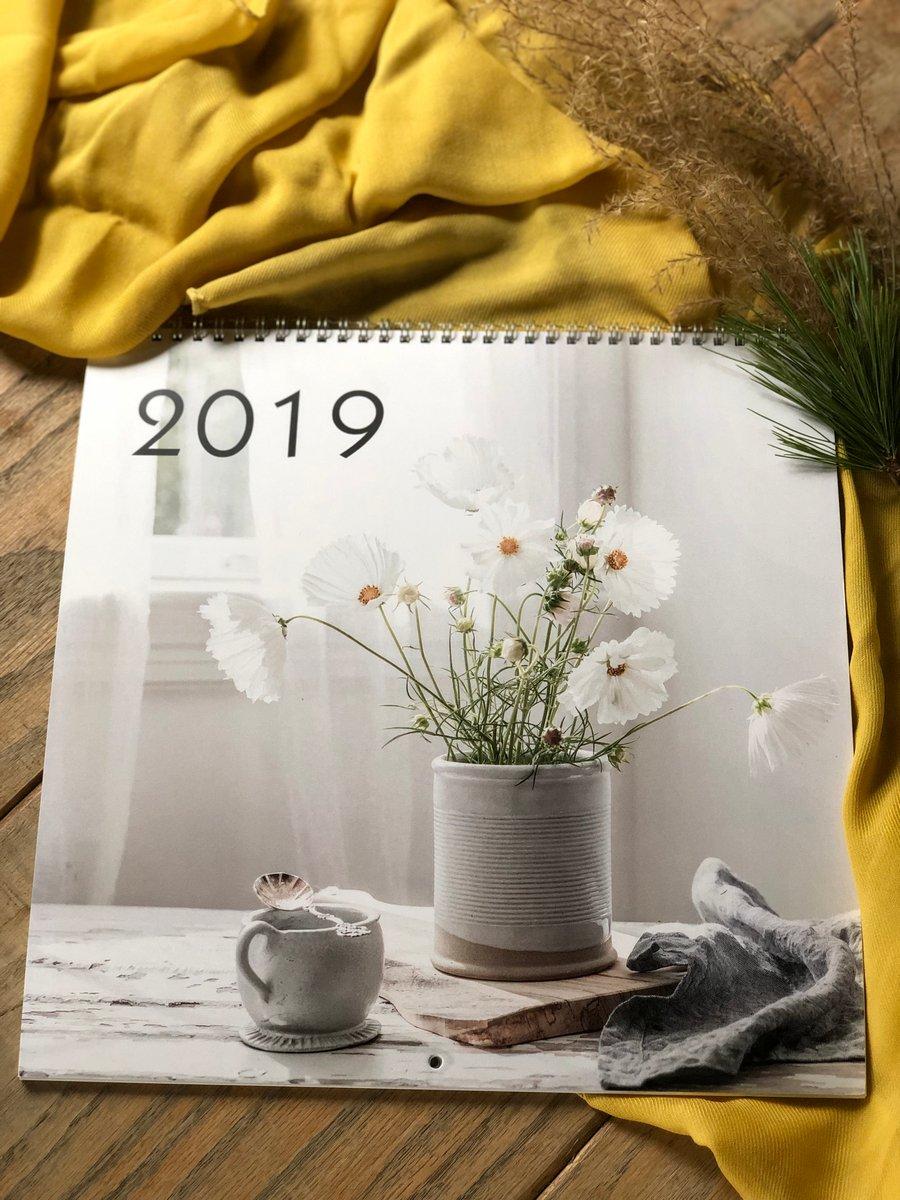 Image of 2019 Floral Calendar