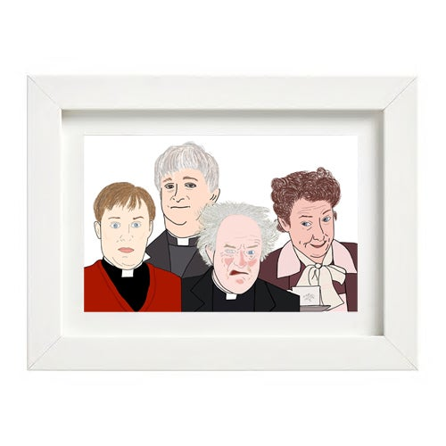 Image of Father Ted (The Whole Gang)