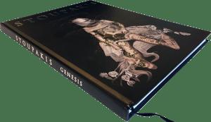 Image of STOUPAKIS - GENESIS Art Book