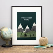 Image of Hame Sweet Hame (Print)