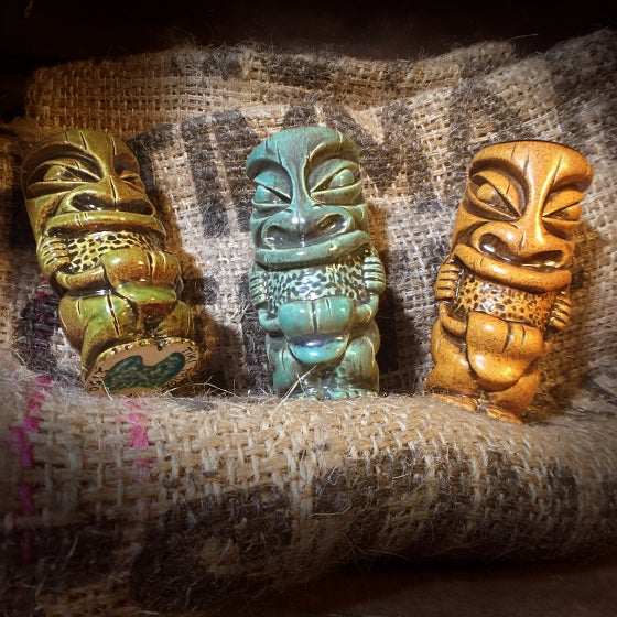Image of Tiki tribe's mug