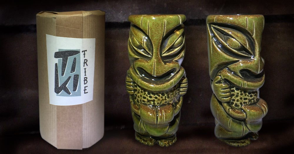 Image of Tiki tribe's mug