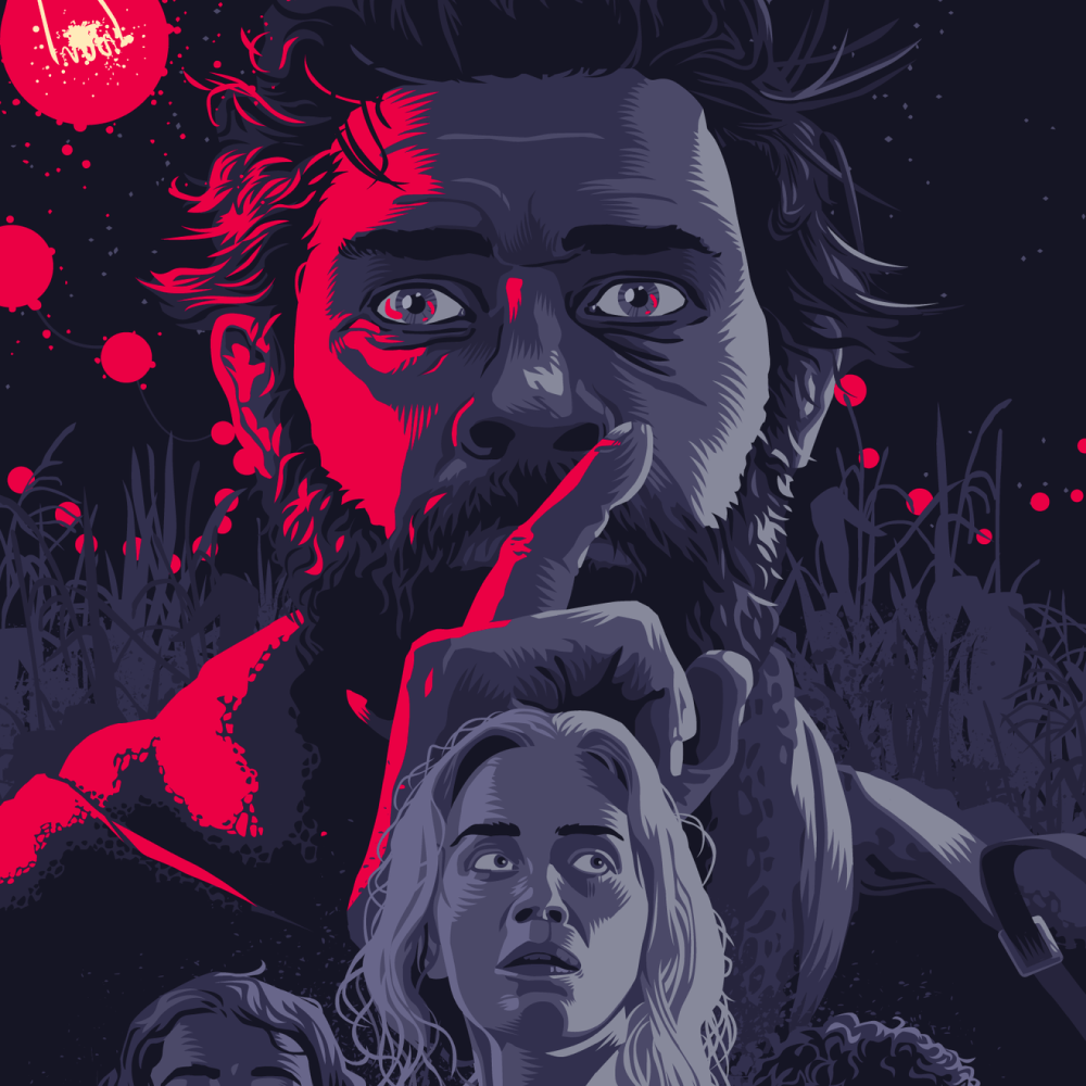 Image of A Quiet Place Movie Poster