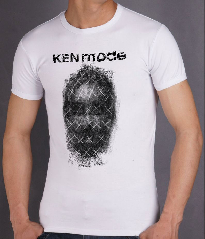 Image of Deleted Face/Mr. Wrong T-Shirt