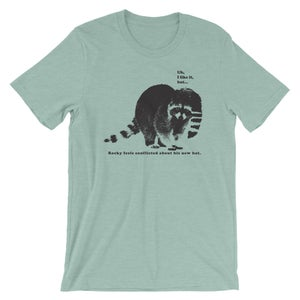 Image of Rocky - unisex/men's tee