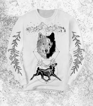 Image of Cedar Hunt - Limited Edition Long-sleeve