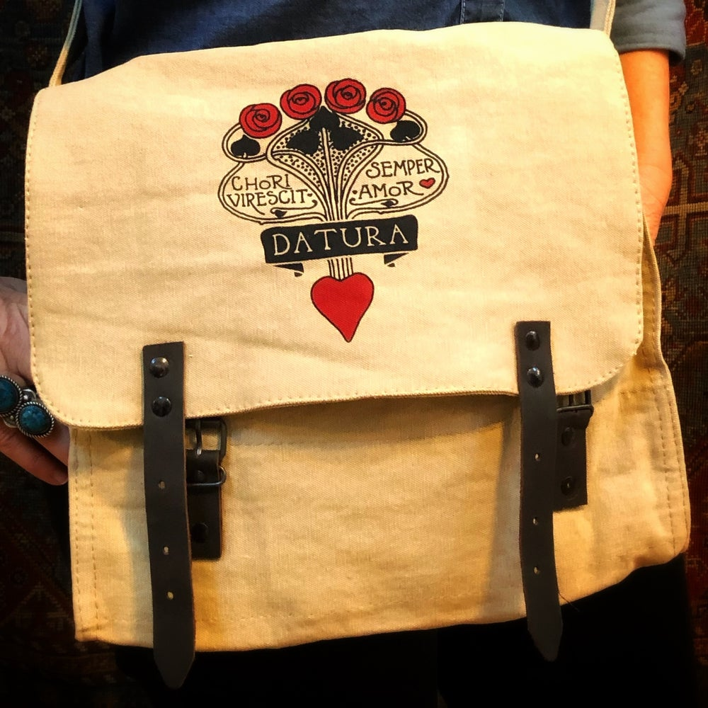 "Image of ""Daturamour"" Satchel"