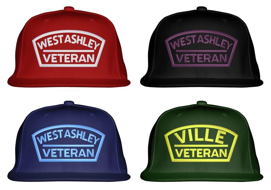 Image of The Veteran Series Snapback