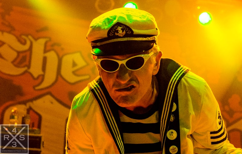Image of The Damned - Captain Sensible