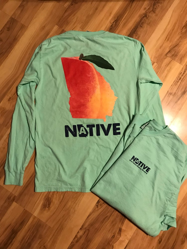 Image of Native Long Sleeve Tee