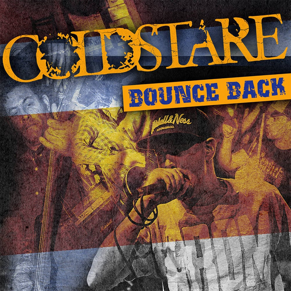 Image of Coldstare - Bounce Back CD Digipack