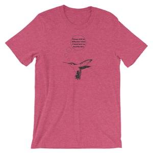 Image of Hummingbird - unisex/men's tee