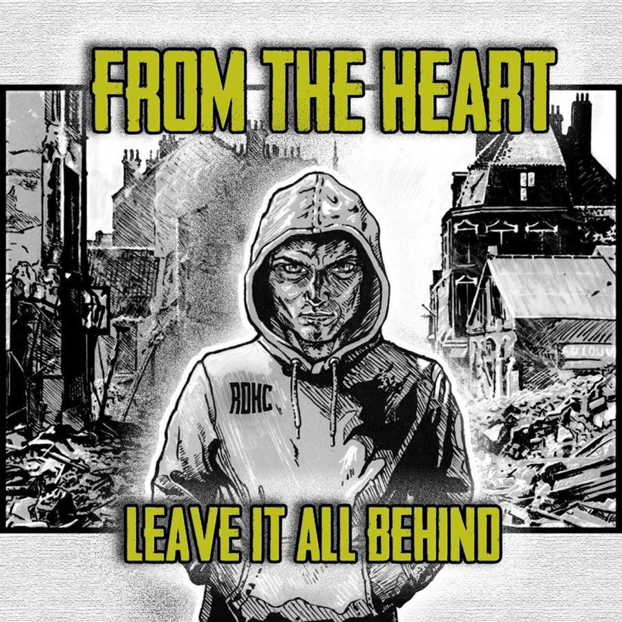 Image of From The Heart - Leave It All Behind CD