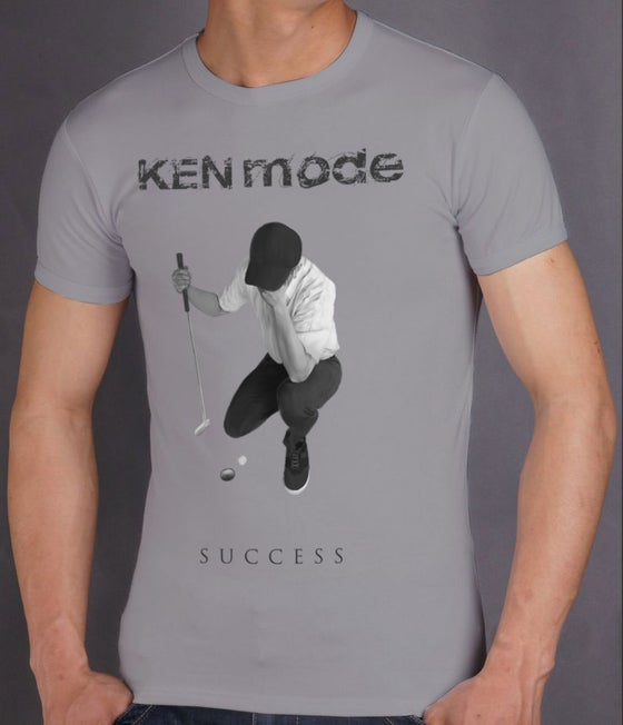 Image of Grey Golfer T-Shirt