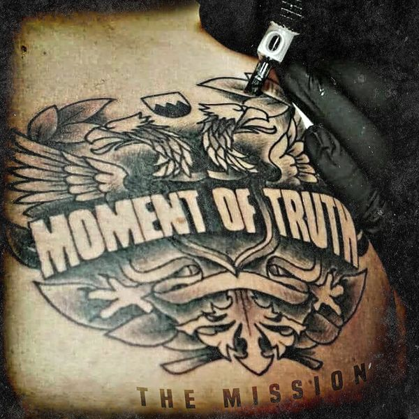 Image of Moment Of Truth - The Mission CD