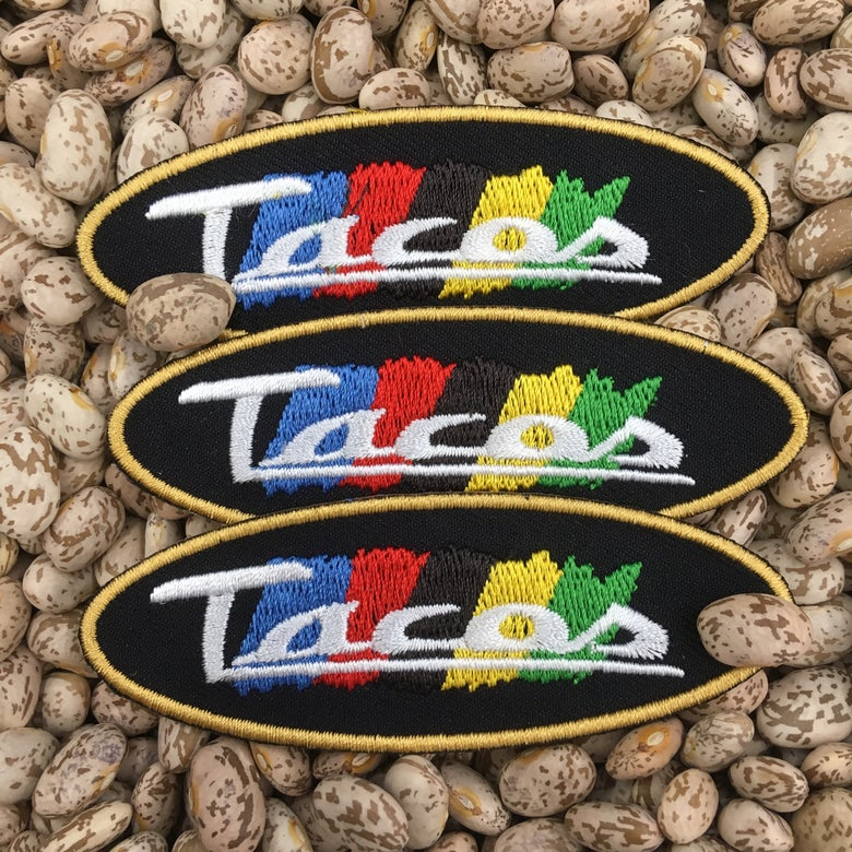 Image of 100 Tacos Spicy Patch