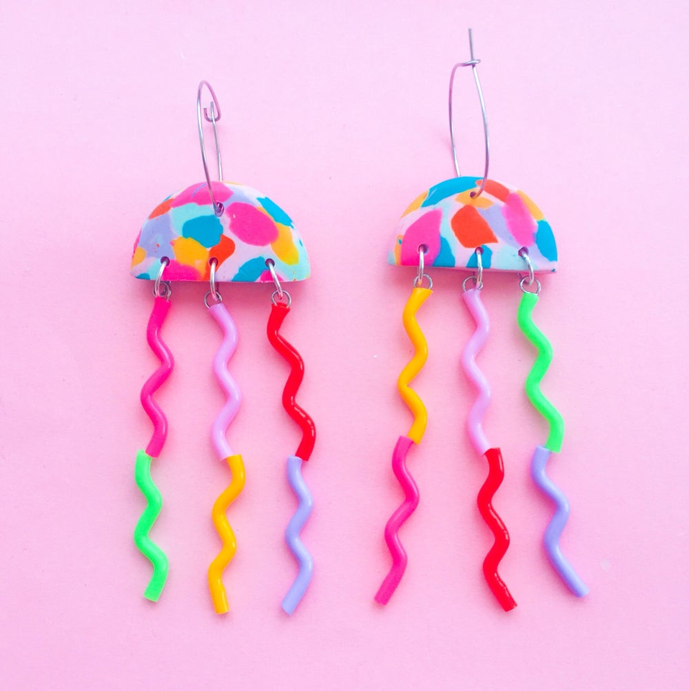 Image of Minis + Tropical rainbow party jellies