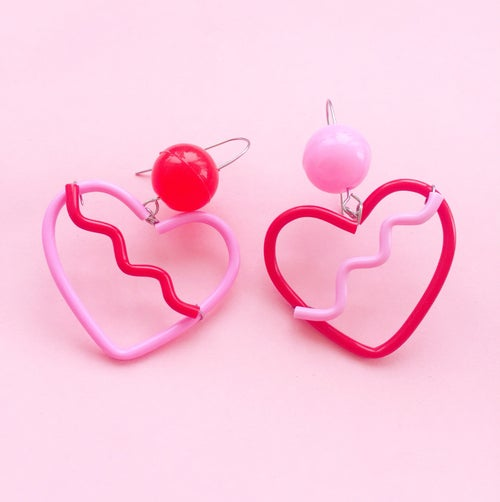 Image of  Hearts minis