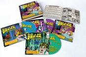 Image of 3 X CD Boxset. V.A. : Just A Bad Dream.  UK Trash & Garage 81-89.