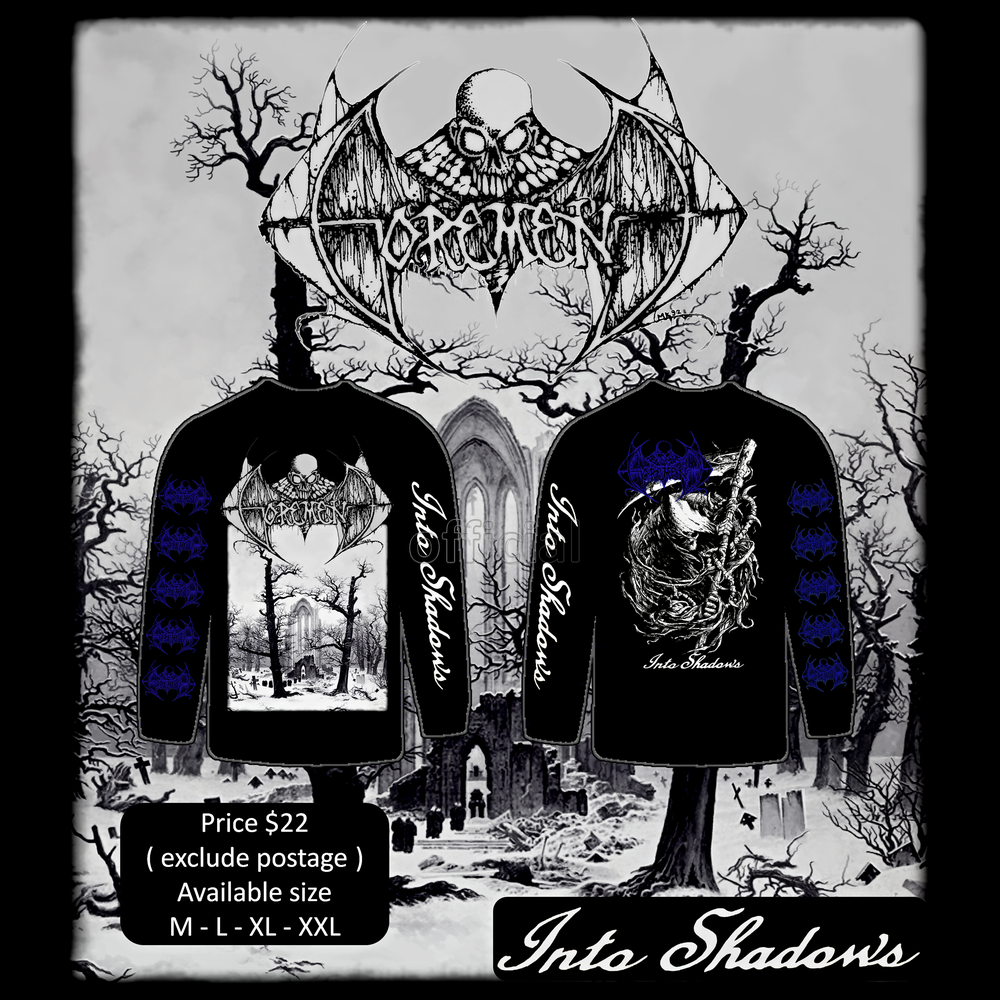 "Image of GOREMENT ""Into Shadows"" 1992"