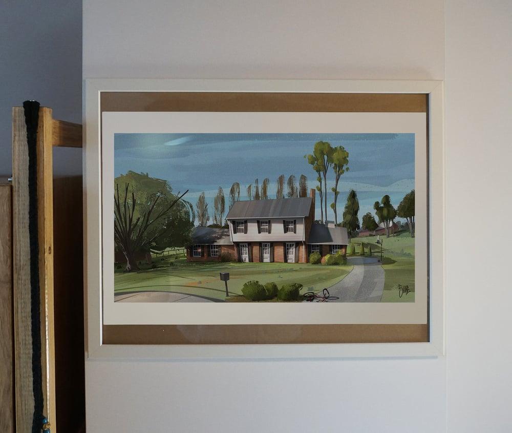 "Image of ""Wheelers house."""