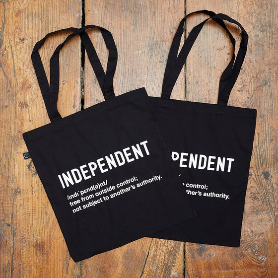 Image of  Independent Tote Bag