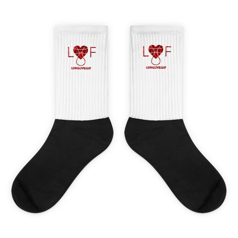 Image of  Lif Long live Jjay Socks