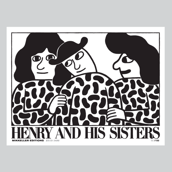 Image of Henry and His Sisters
