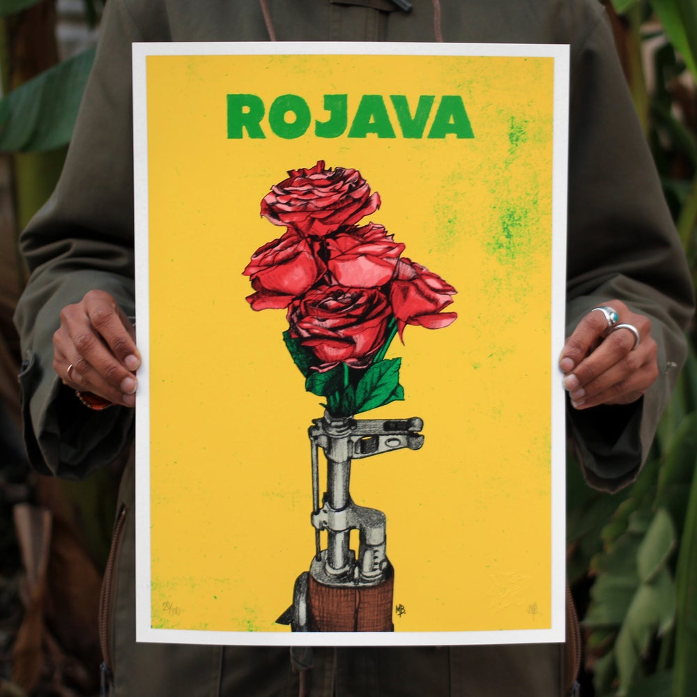 Image of Rojava Rose