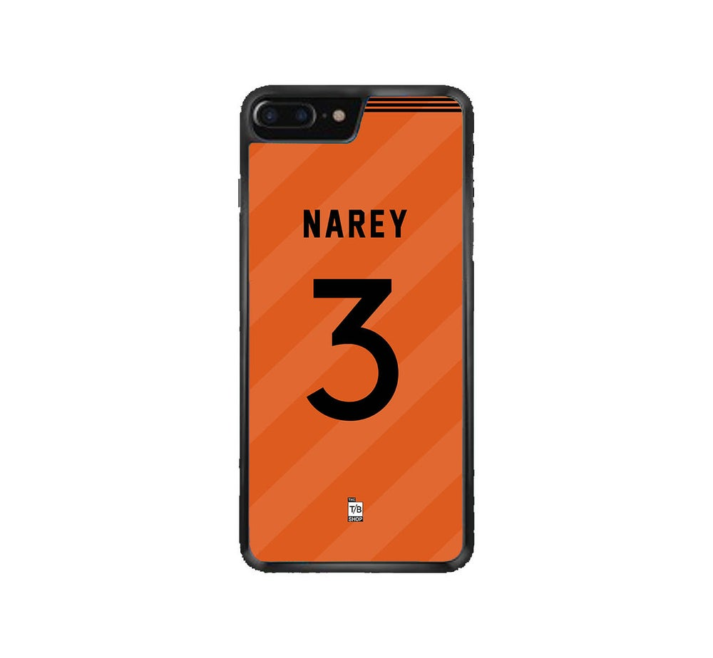 Image of Dundee United 1986-87 shirt phone case