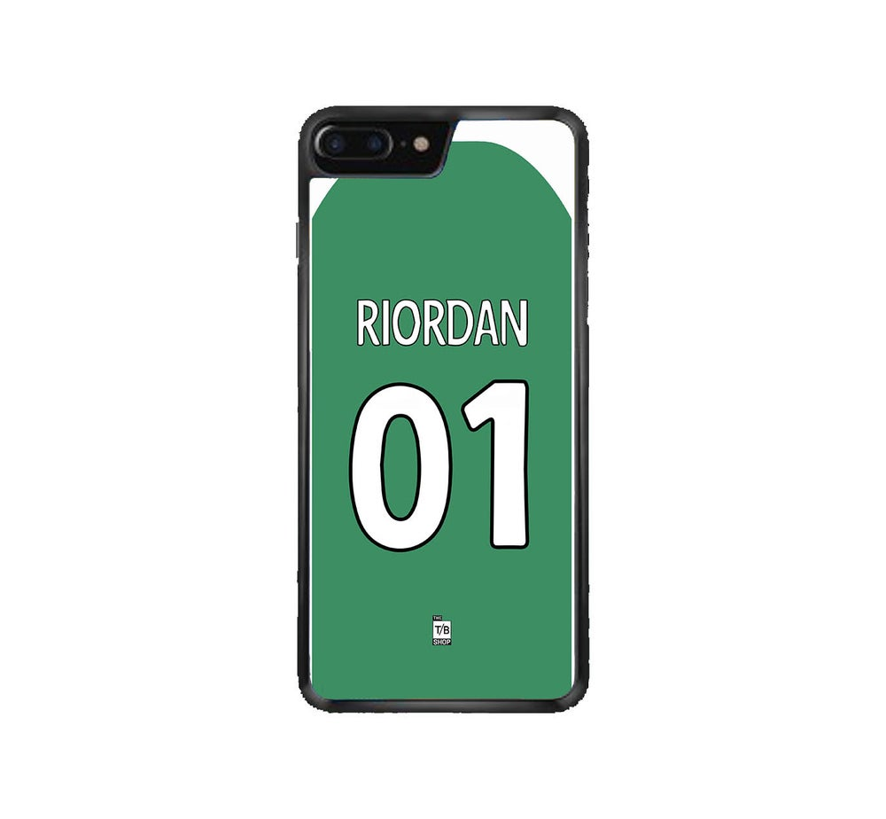 Image of Hibs 2008-09 home shirt phone case - 20% OFF!