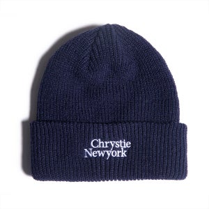 Image of Chrystie Classic Logo Beanies / 4 Colors